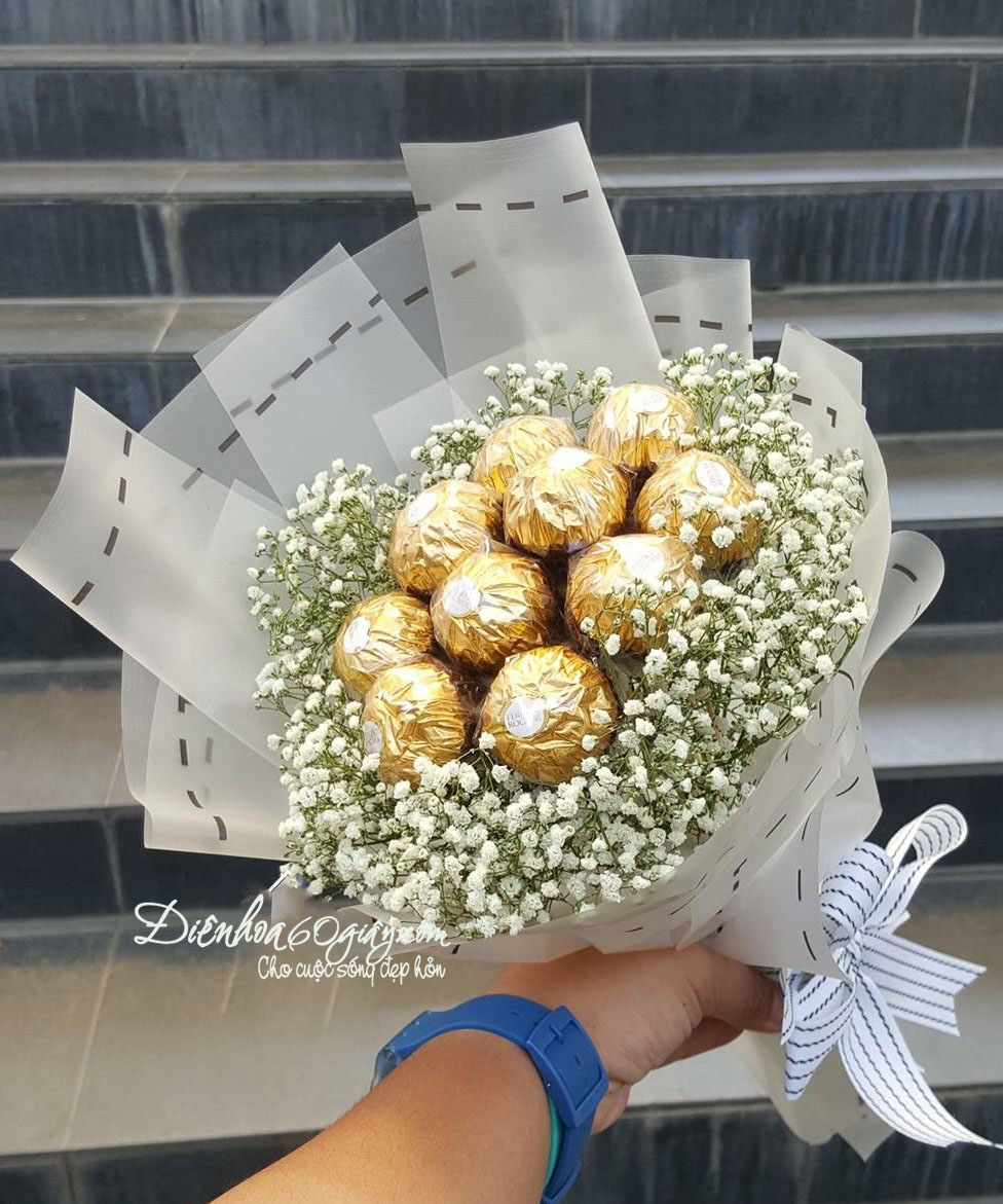 Chocolate Bouquet 07