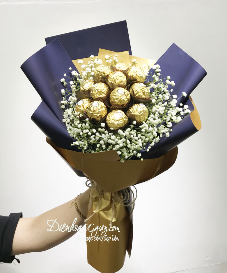 Chocolate Bouquet 08