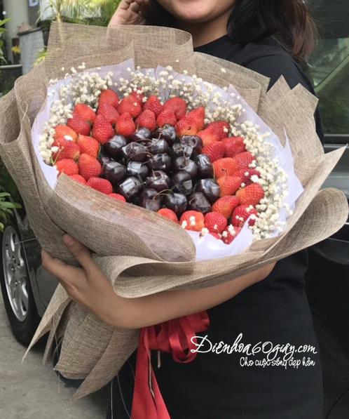 Strawberry Bouquet 14