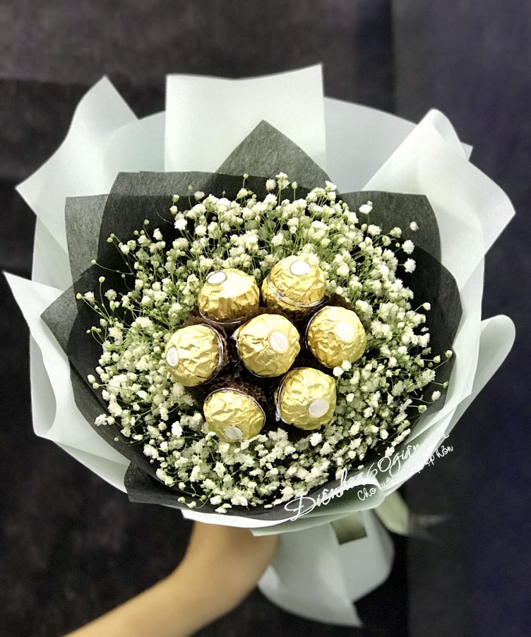 Chocolate Bouquet 01