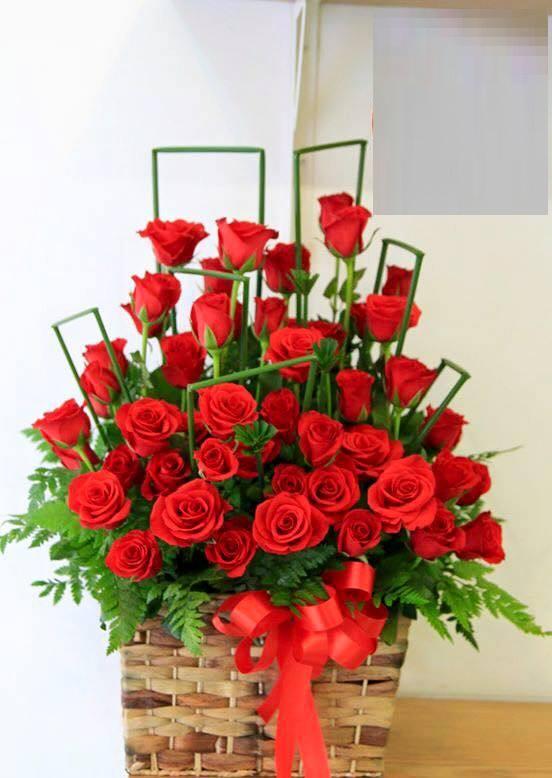 Hộp hoa tươi HHT12