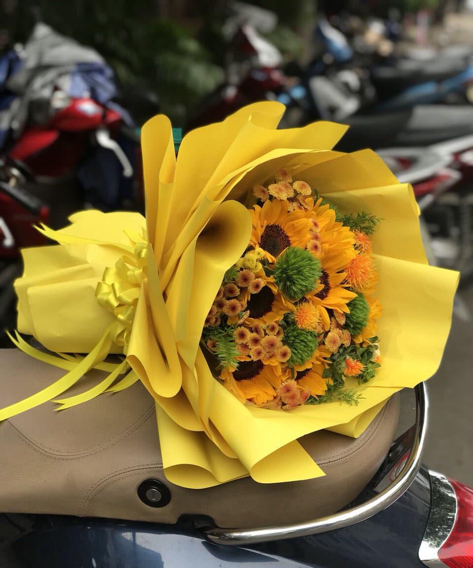Bó hoa tươi BHT012