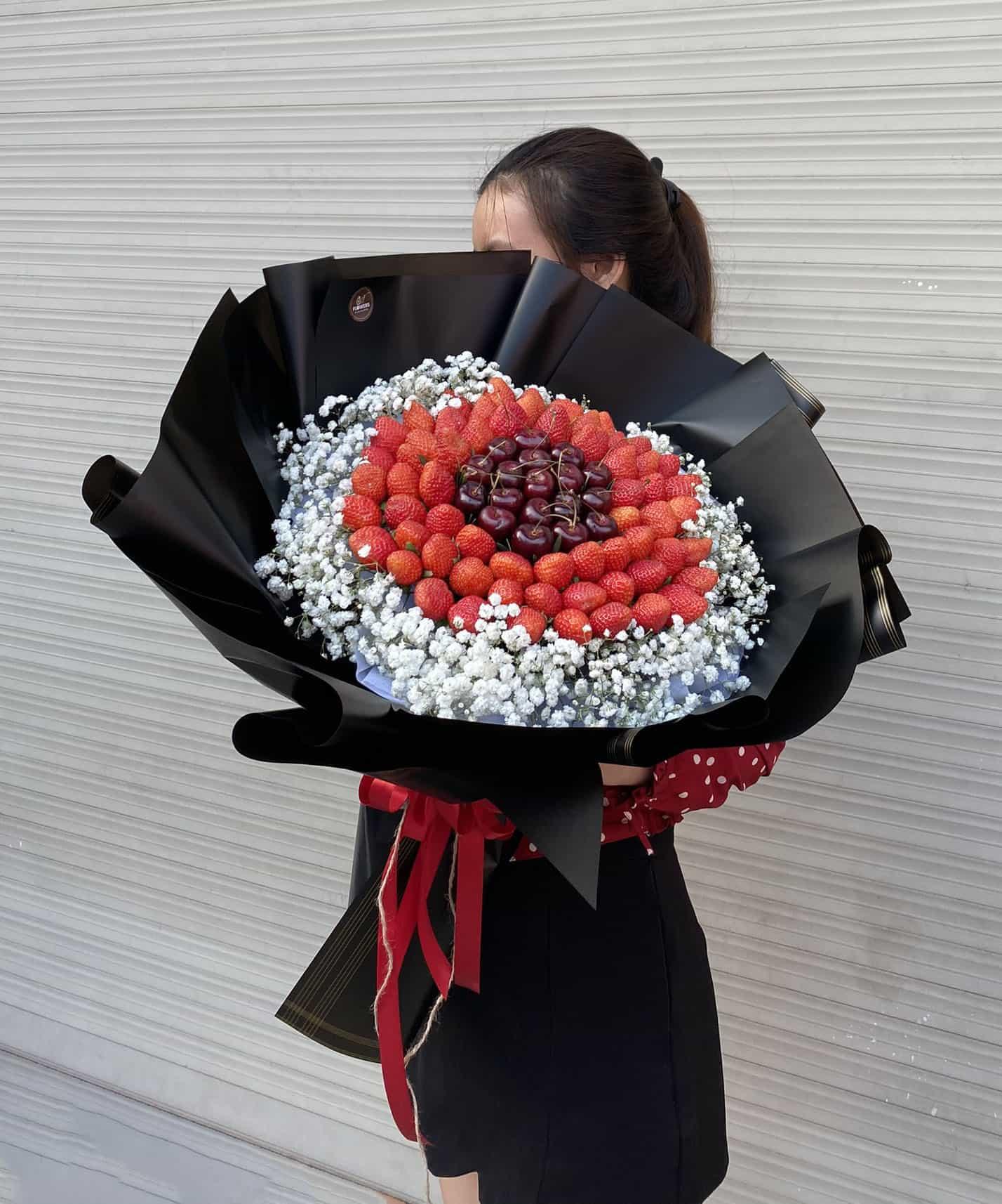 Bó trái cây 10