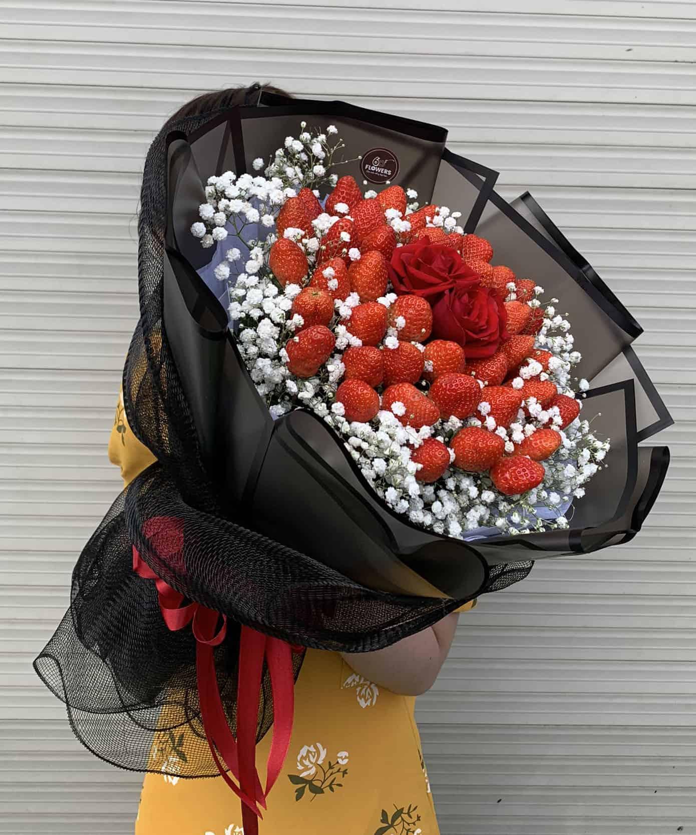 Hoa dâu tây 37