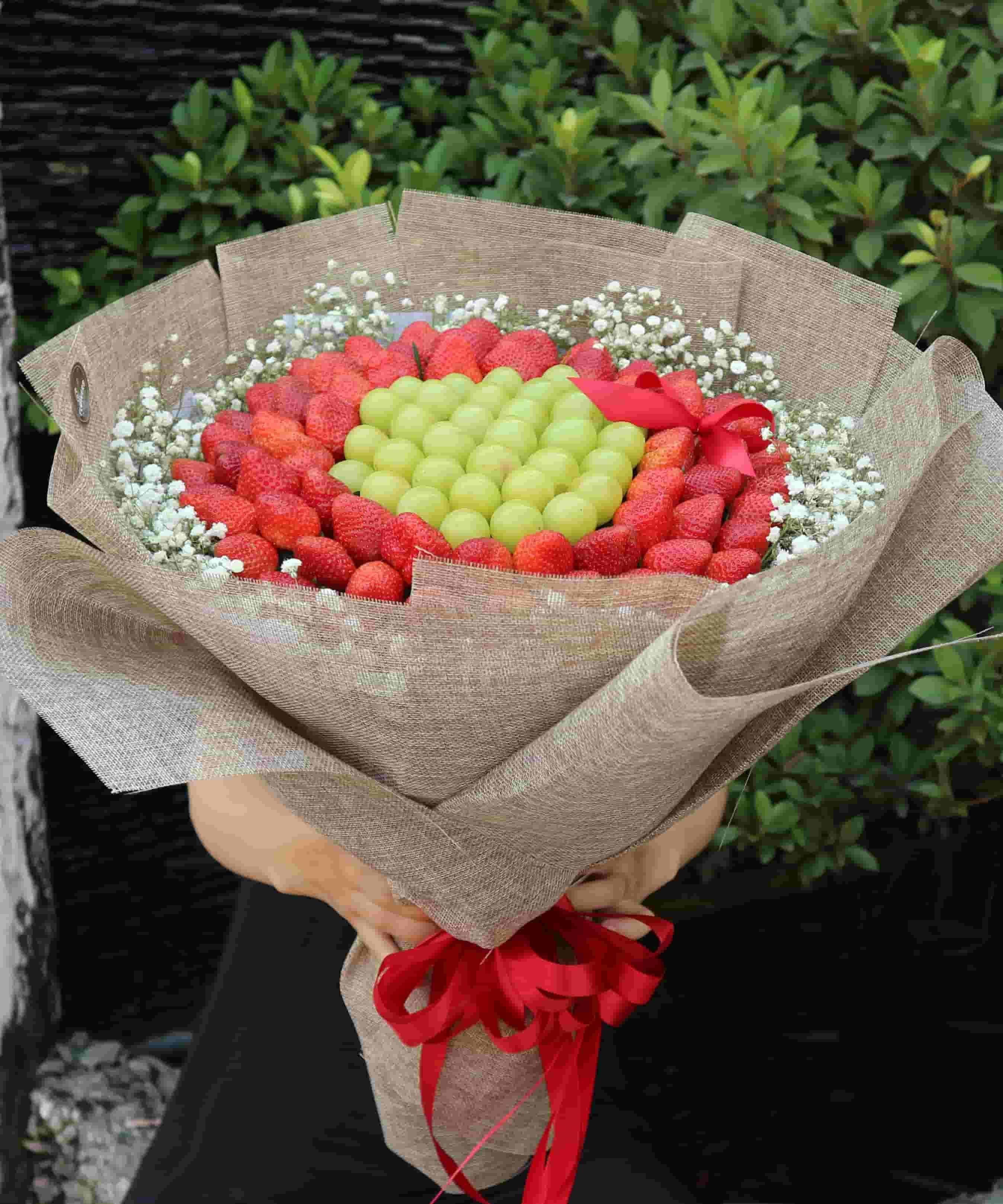 Bó hoa trái cây 21