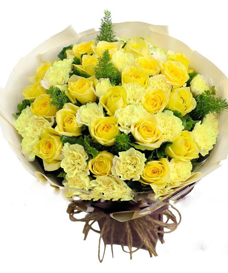 Bó hoa tươi BHT010