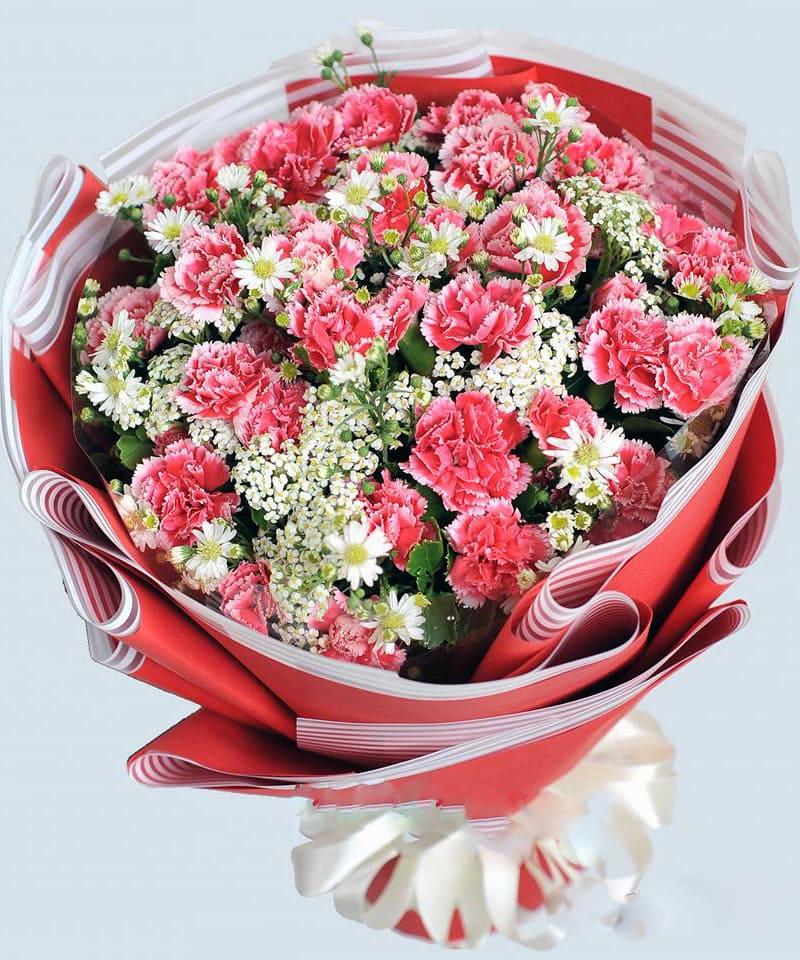 Bó hoa tươi BHT007