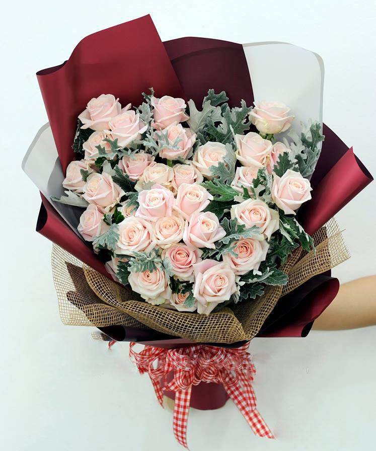 Bó hoa tươi BHT008