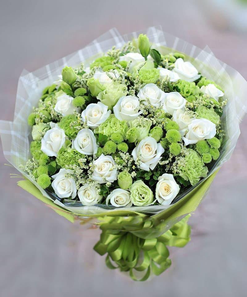 Bó hoa tươi BHT009