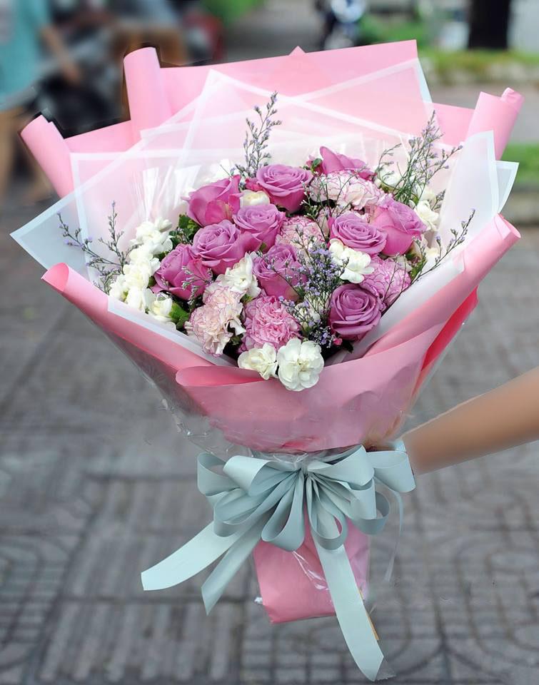 Bó hoa tươi BHT003