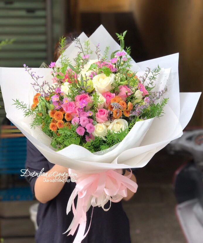 Hoa tình yêu HTY04