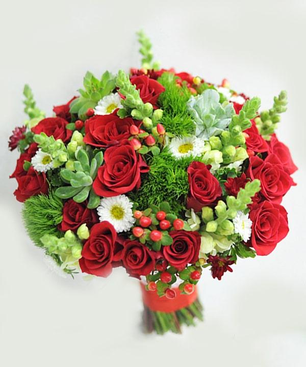 Hoa cưới HC06