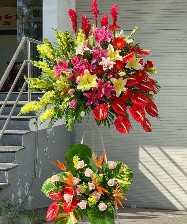 Đặt hoa khai trương HKT-028