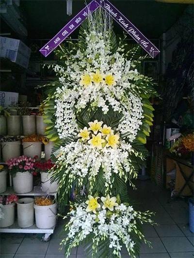 Hoa đám tang HV031