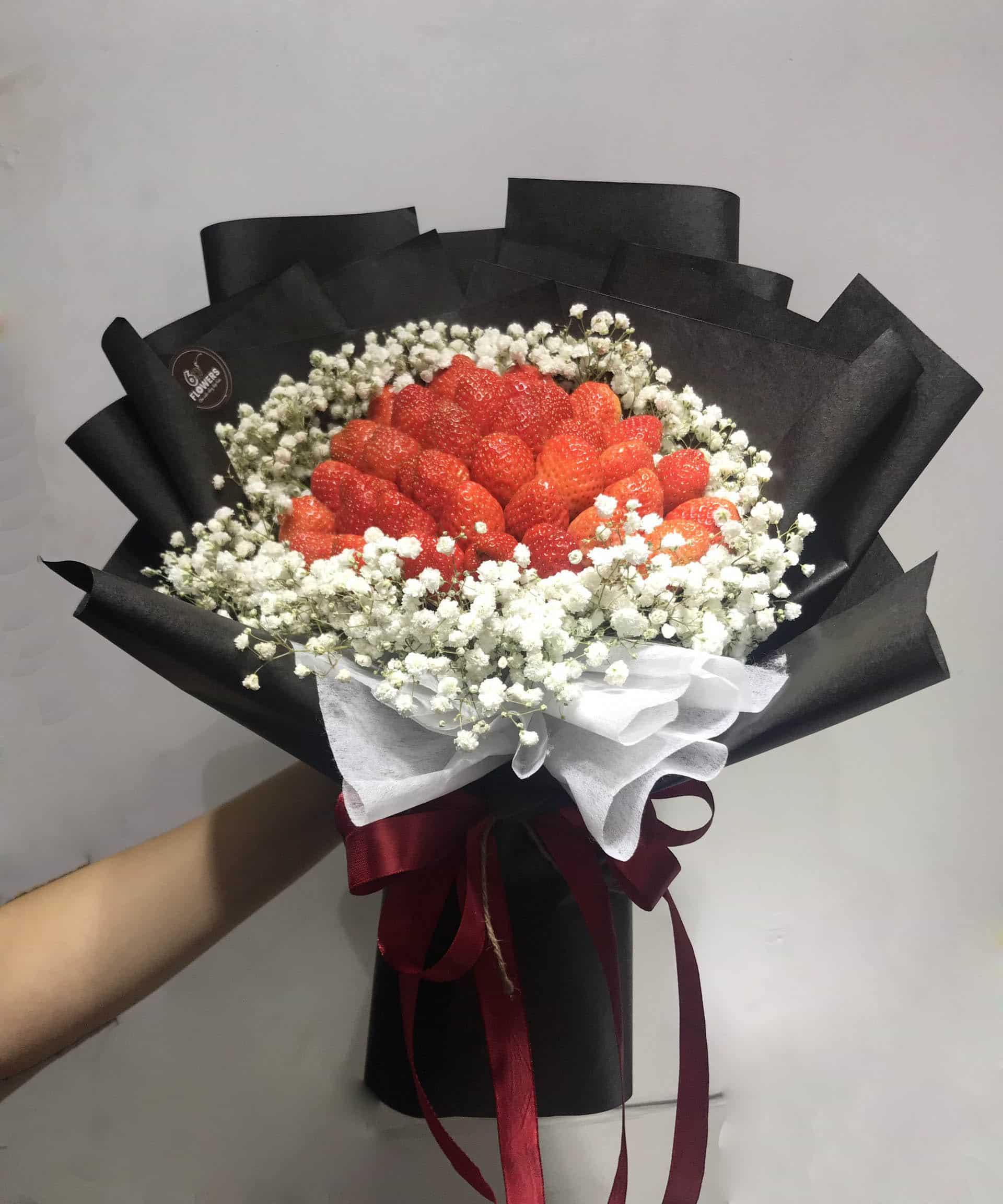 Hoa dâu tây 16