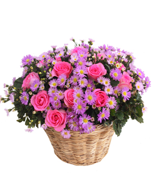 Hộp hoa tươi HHT16