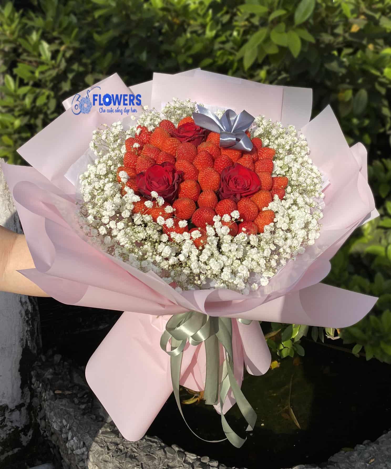 Luxury Strawberry 1